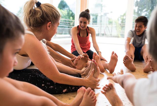 YOga for Teens Teacher Training