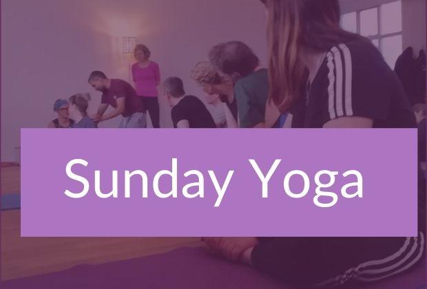 Sunday yoga Belfast