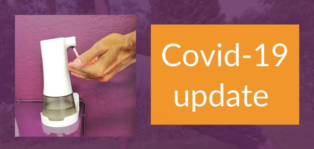Covid-19 update namaste yoga centre