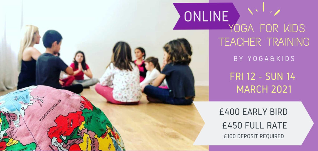 yoga for kids teacher training