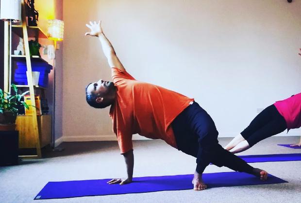 Express yoga