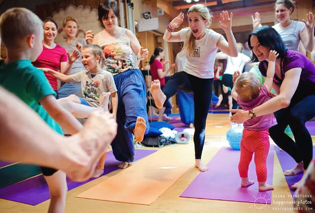 yoga kids teacher training belfast