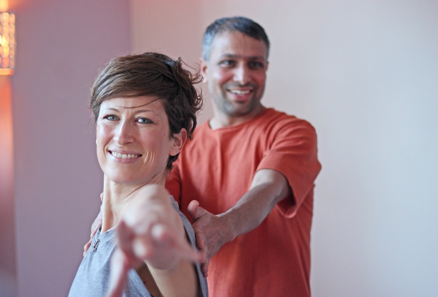 Jill Hogan Namaste Yoga Belfast