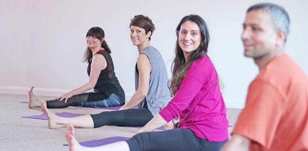 Namaste Yoga Teachers Belfast