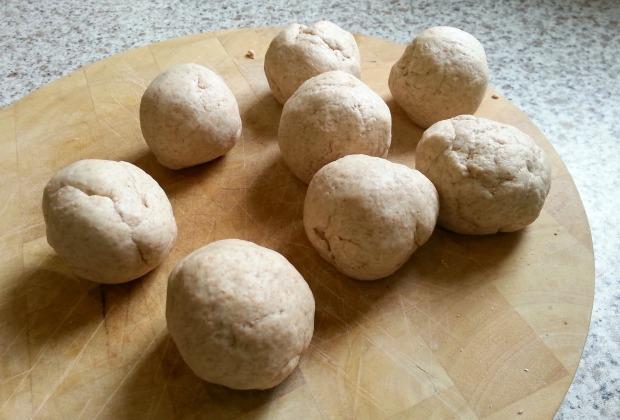 roti-spelt bread