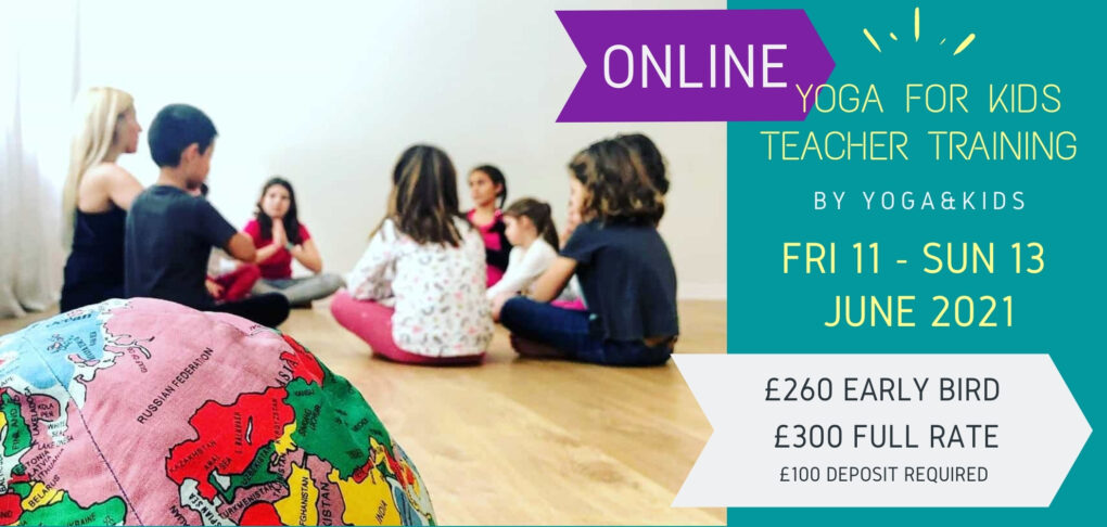 yoga for kids-teacher training