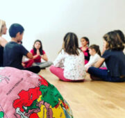 yoga for kids Belfast