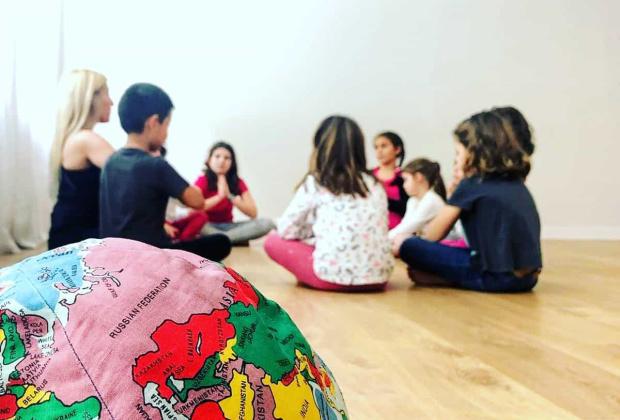 yoga for kids Belfast