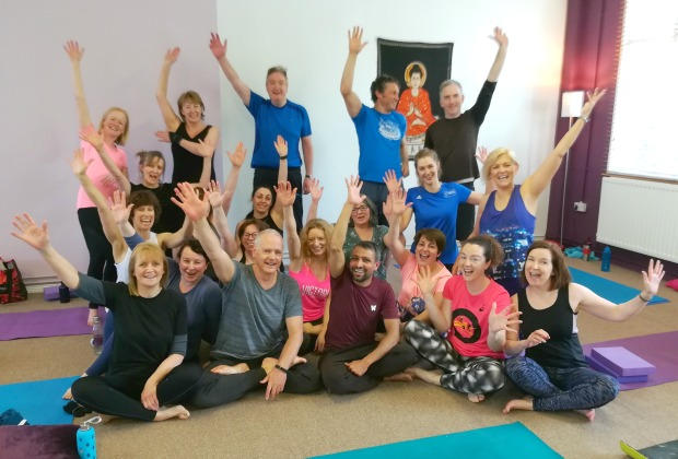 yoga workshop belfast